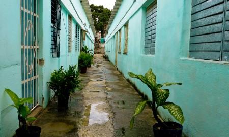 El albergue ubicado en 140 y 33 es considerado un albergue de referencia en Marianao (Foto: Geisy Guia)