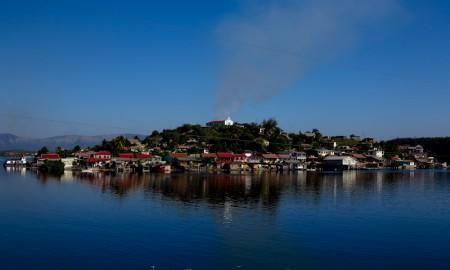 Unas 1.026 personas viven en este pedazo de tierra (Foto: Geisy Guia)