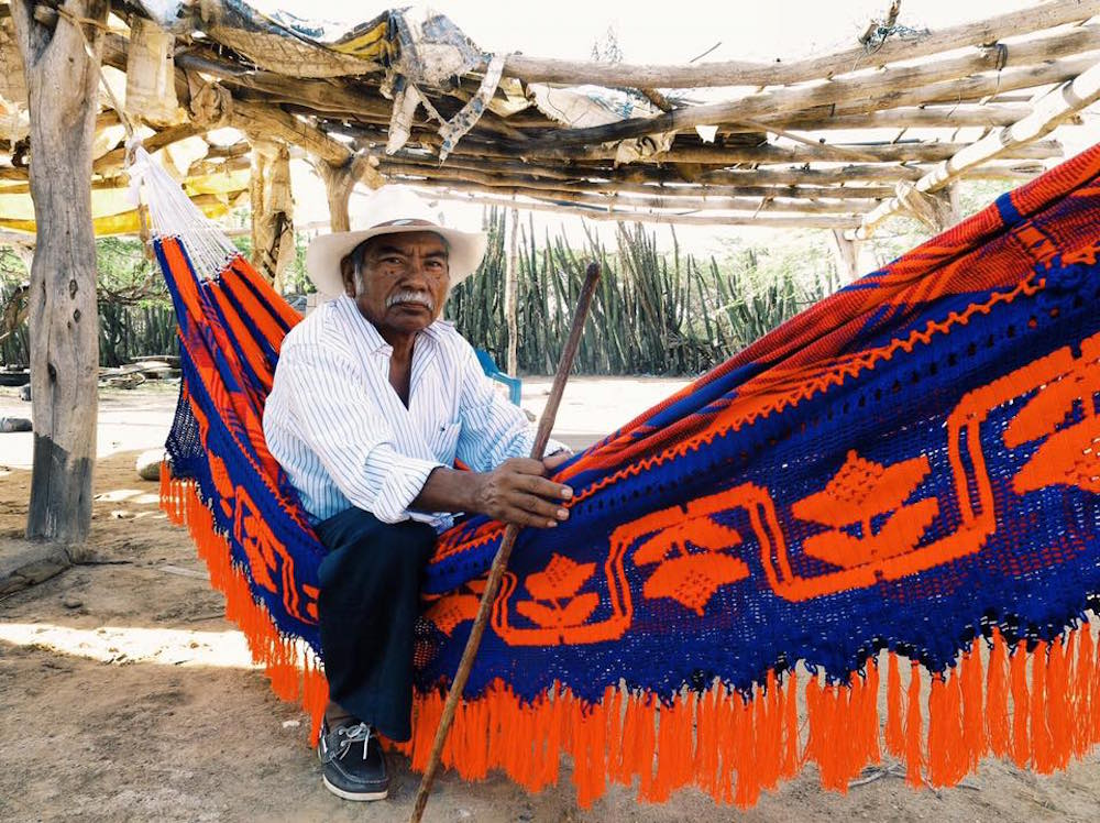 Óscar Mengual, la autoridad de Jirtú (Foto: Sofía Villamil)