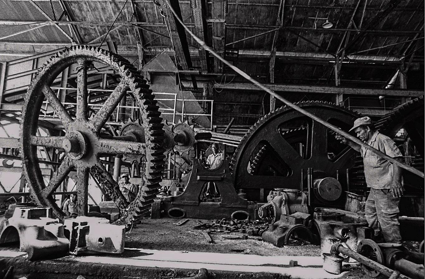 Al final, quedaron el hombre y la máquina, fusionados en un solo ente. (Foto: Alejandro Ramírez Anderson)