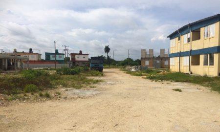Urbanización para habitantes del barrio insalubre Indaya (Foto: Elaine Díaz)