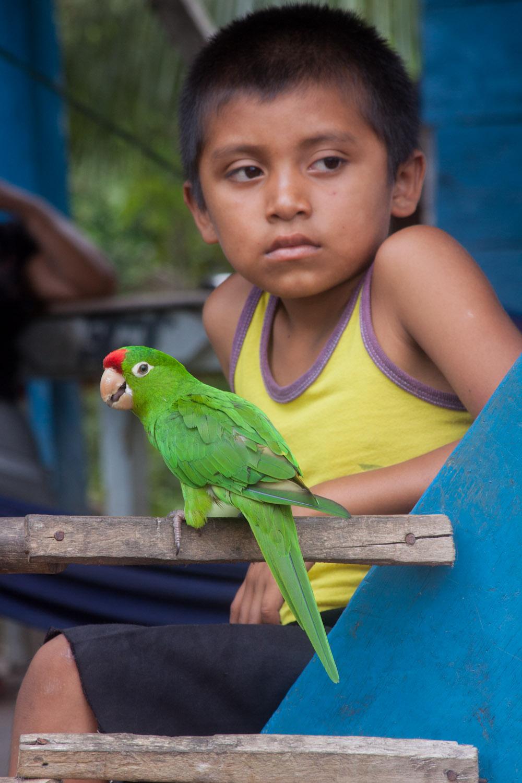 Río San Juan, Nicaragua (Foto: Alejandro Ramírez Anderson)