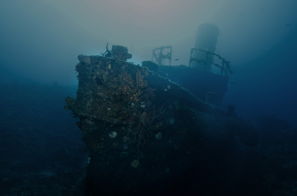 Fue un remolcador que naufragó a principios del siglo XX cerca de Playa Santa Lucía, Camagüey. Se trata de un sitio ideal para el buceo contemplativo, ya que es posible entrar en la embarcación.