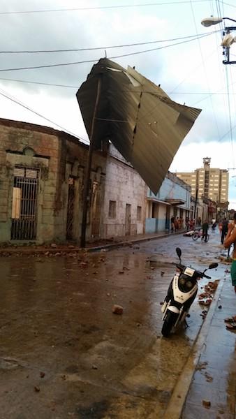 Tornado en Camaguey