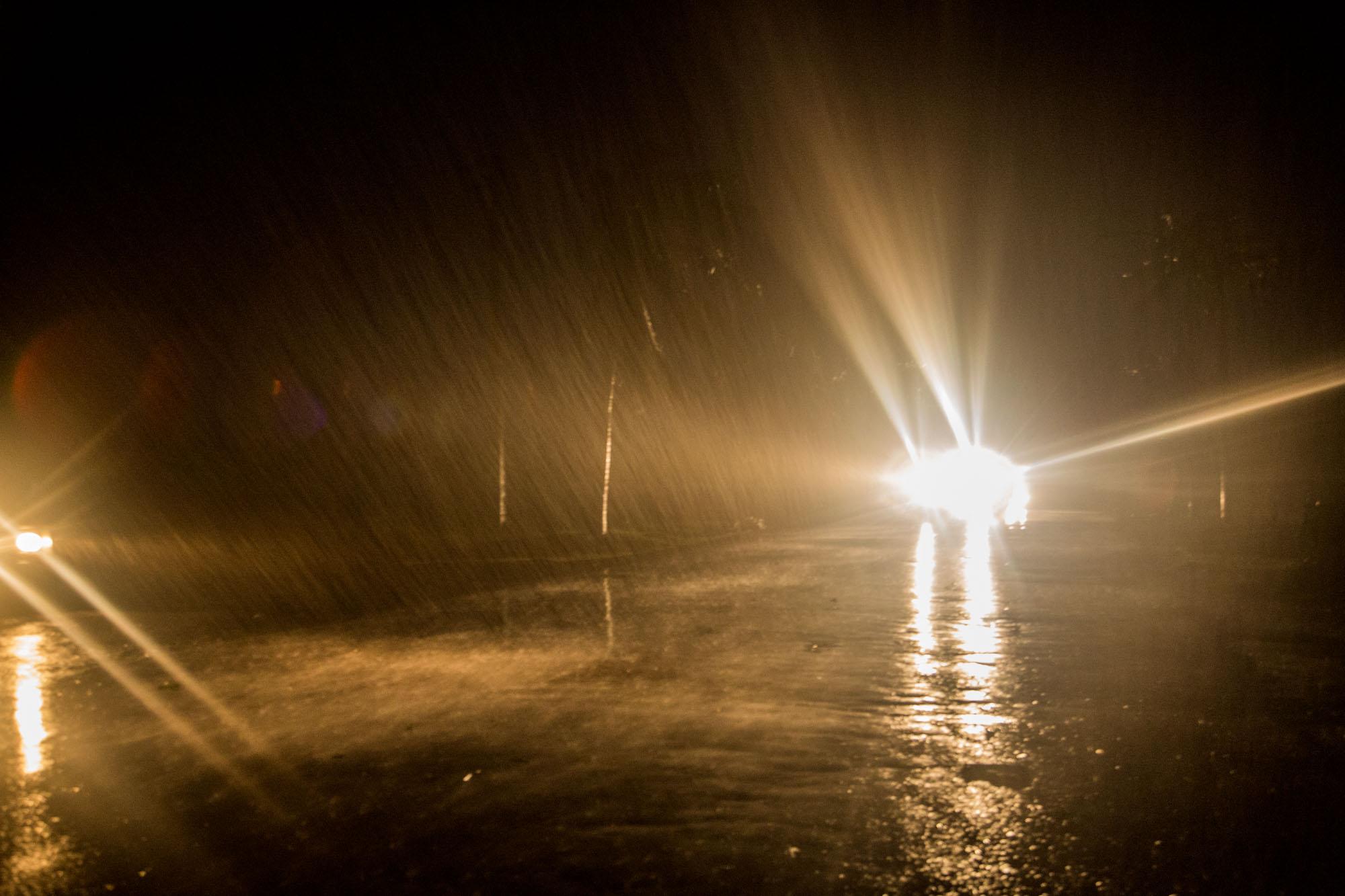 Agua, luz y viento (Foto: Jorge Ricardo)