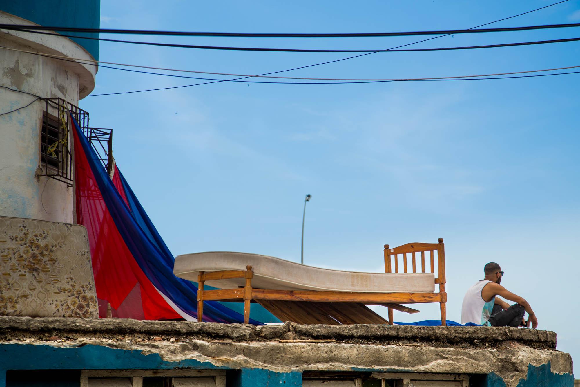 El sueño cubano (Foto: Jorge Ricardo)