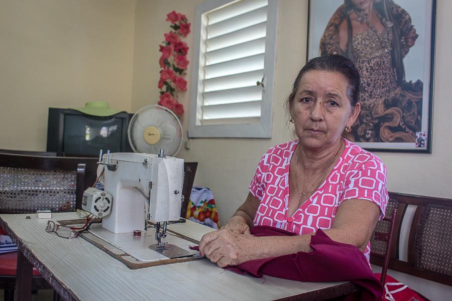 Hilda Brito (Foto: Ismario Rodríguez)