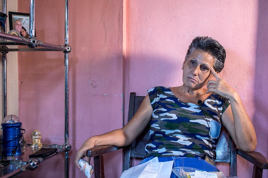 Marcia Serpa (Foto: Ismario Rodríguez)