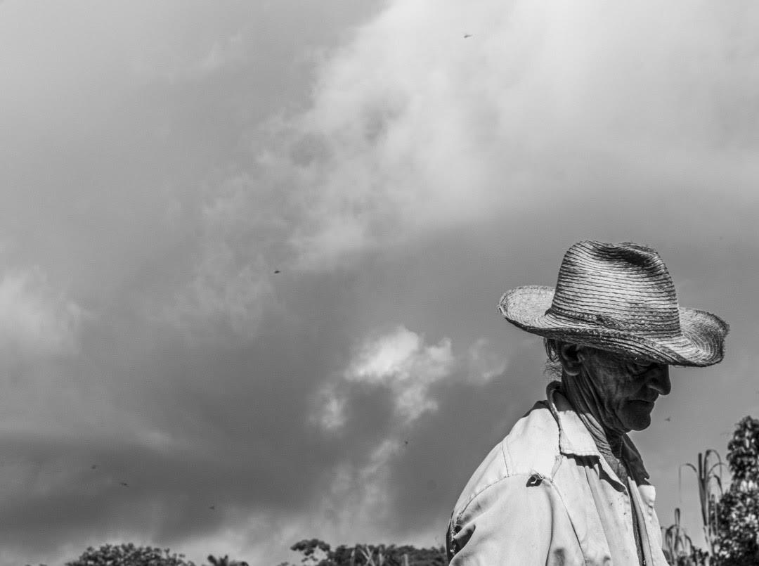 En el valle, el clima puede transformarse en cuestión de minutos. Donde antes había un cielo despejado, aparecerá la peor de las tormentas (Foto: Lázaro Lemus).