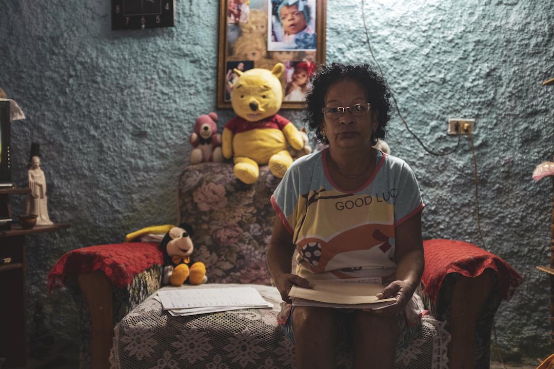 Miriam Pineda (Foto: Hansel Leyva)