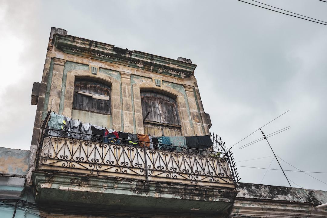 Solar de la calle Tenerife, Centro Habana (Foto: Hansel Leyva)