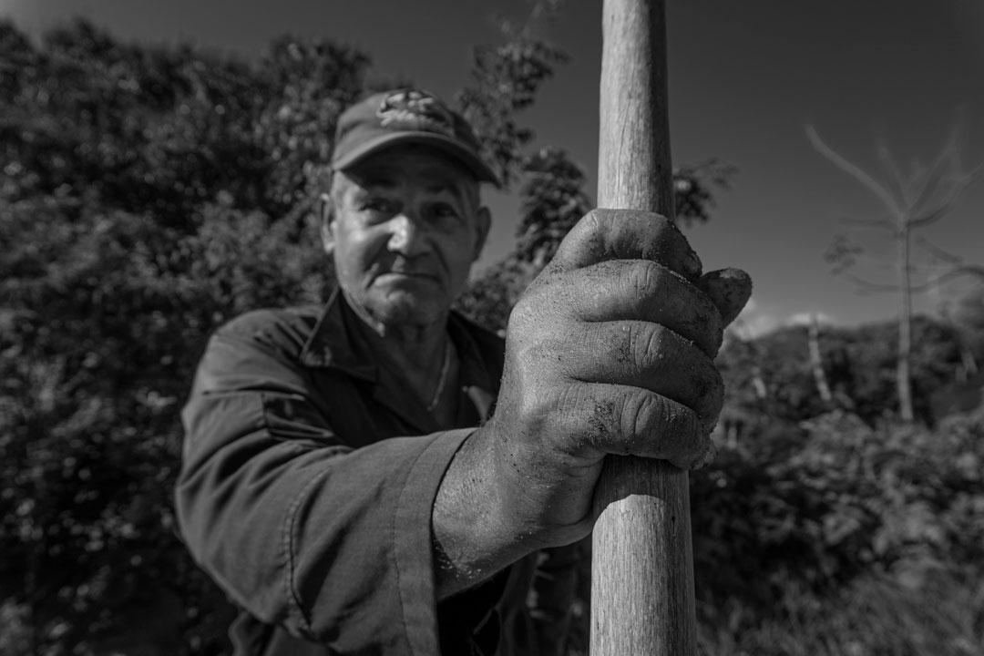 Mariano, 66 años (Foto: Chris Erland).
