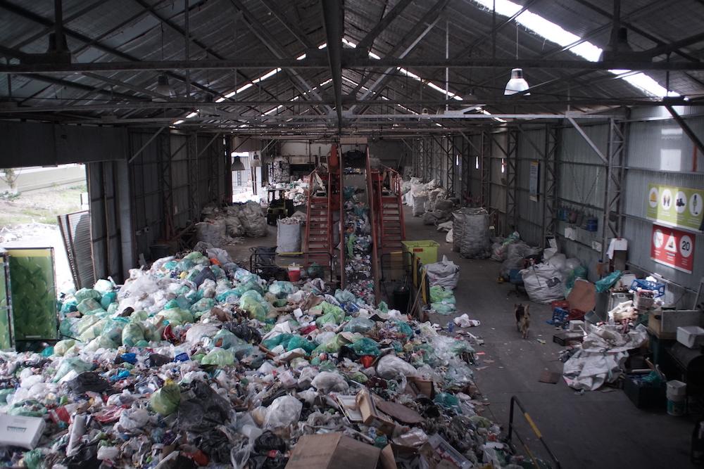 El espacio que hoy ocupa la Cooperativa El Ceibo fue cedido por el gobierno nacional, gracias a un acercamiento fortuito con el expresidente argentino Néstor Kirchner. Foto: Julián De Luca.