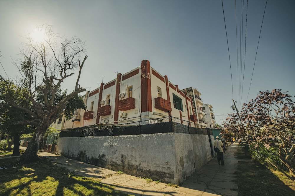 Calle 5ta. entre 6 y 8 (Foto: Hansel Leyva Fanego).