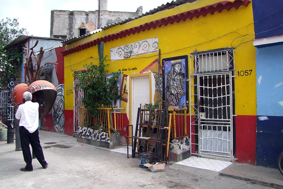 Callejón de Hamel (Foto: Margarita Fresco Crespo)