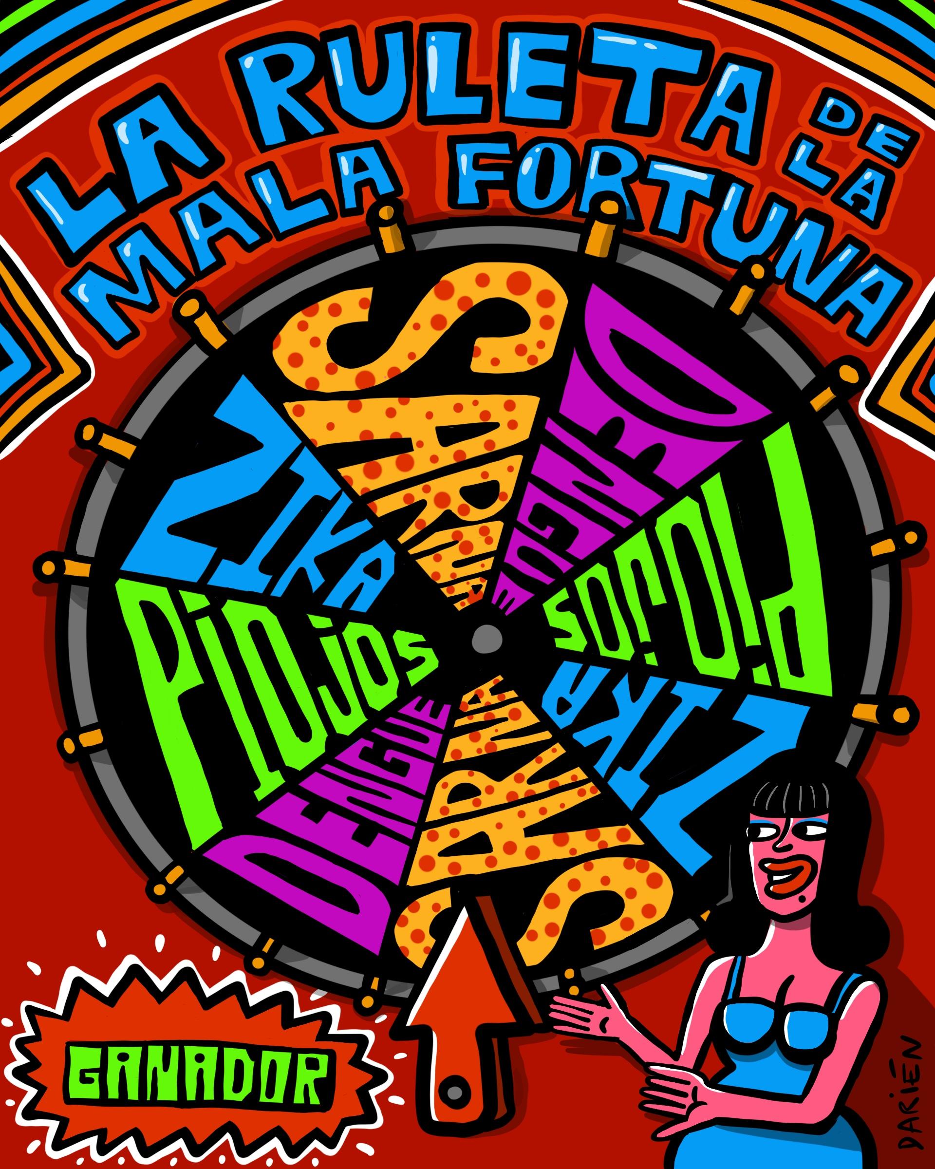 Ilustración: Darién Sánchez